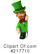 Leprechaun Clipart #217710 by Julos