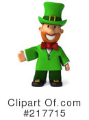 Leprechaun Clipart #217715 by Julos