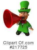 Leprechaun Clipart #217725 by Julos