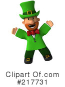 Leprechaun Clipart #217731 by Julos
