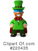 Leprechaun Clipart #220435 by Julos