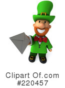 Leprechaun Clipart #220457 by Julos