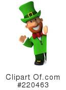 Leprechaun Clipart #220463 by Julos