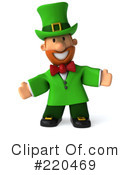Leprechaun Clipart #220469 by Julos