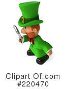 Leprechaun Clipart #220470 by Julos