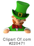 Leprechaun Clipart #220471 by Julos