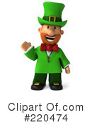 Leprechaun Clipart #220474 by Julos