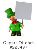 Leprechaun Clipart #220497 by Julos