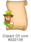 Leprechaun Clipart #222136 by visekart