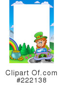 Leprechaun Clipart #222138 by visekart