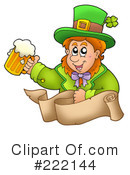 Leprechaun Clipart #222144 by visekart