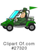 Royalty-Free (RF) Leprechaun Clipart Illustration #27320