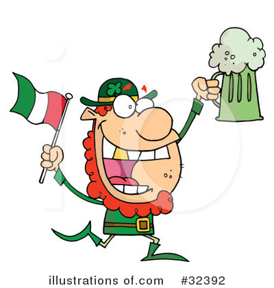 Beer Clipart #32392 by Hit Toon
