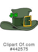 Royalty-Free (RF) Leprechaun Clipart Illustration #442575