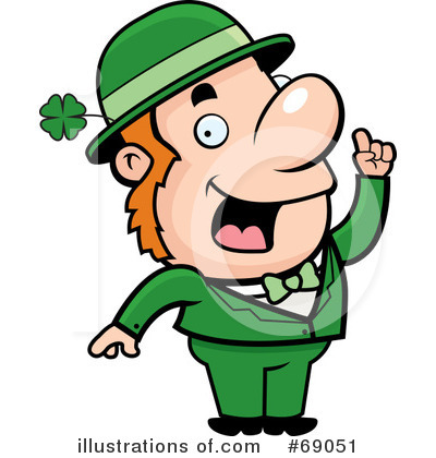 St Patricks Day Clipart #69051 by Cory Thoman