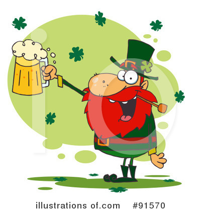Beer Clipart #91570 by Hit Toon