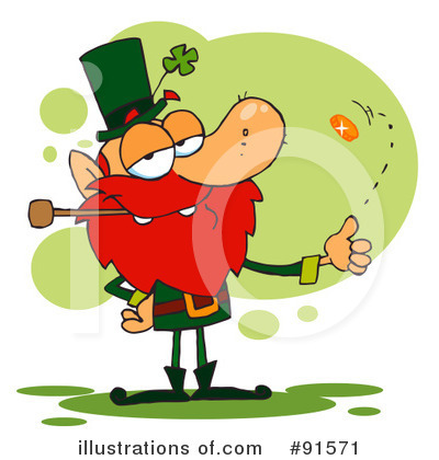 St Patricks Day Clipart #91571 by Hit Toon