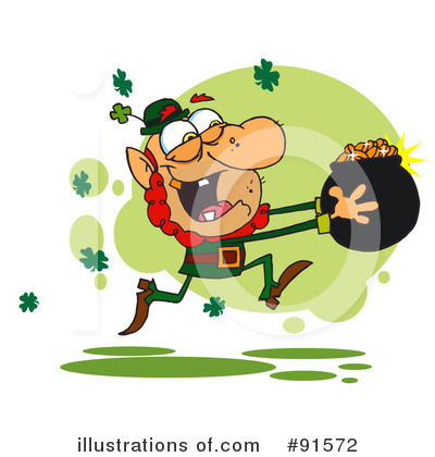 St Patricks Day Clipart #91572 by Hit Toon