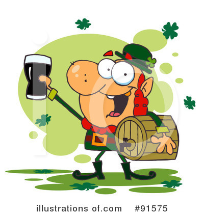 Beer Clipart #91575 by Hit Toon