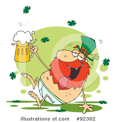 Beer Clipart #92362 by Hit Toon