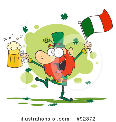 Beer Clipart #92372 by Hit Toon