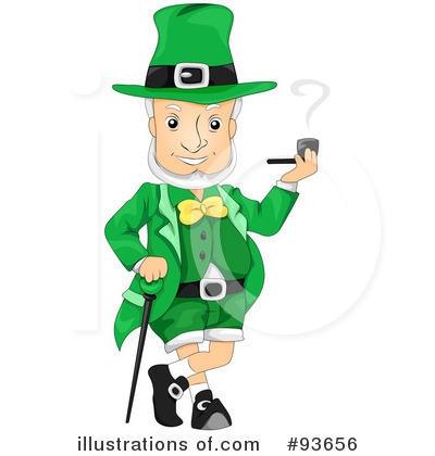 St Patricks Day Clipart #93656 by BNP Design Studio