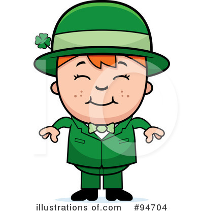 St Patricks Day Clipart #94704 by Cory Thoman
