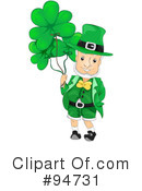 Leprechaun Clipart #94731 by BNP Design Studio