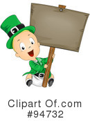 Leprechaun Clipart #94732 by BNP Design Studio