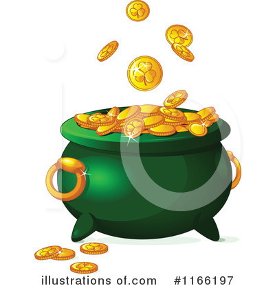 St Patricks Day Clipart #1166197 by Pushkin