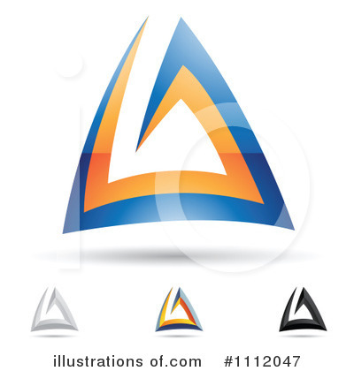 Letter A Clipart #1112047 by cidepix