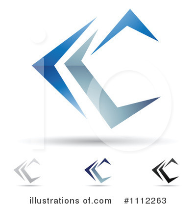 Letter C Clipart #1112263 by cidepix