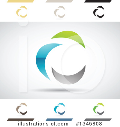 Letter C Clipart #1345808 by cidepix