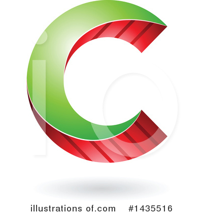 Letter C Clipart #1435516 by cidepix