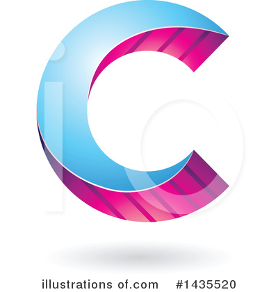 Letter C Clipart #1435520 by cidepix