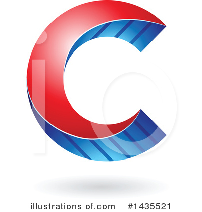 Letter C Clipart #1435521 by cidepix