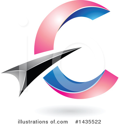 Letter C Clipart #1435522 by cidepix