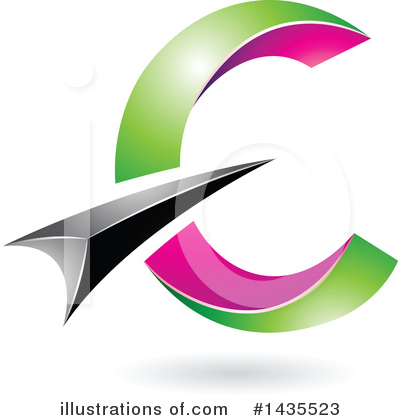 Letter C Clipart #1435523 by cidepix