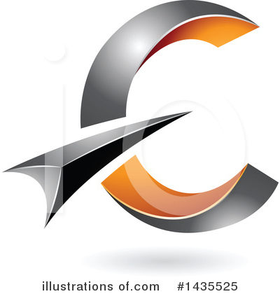 Letter C Clipart #1435525 by cidepix