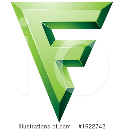 Royalty-Free (RF) Letter Clipart Illustration by cidepix - Stock Sample #1622742