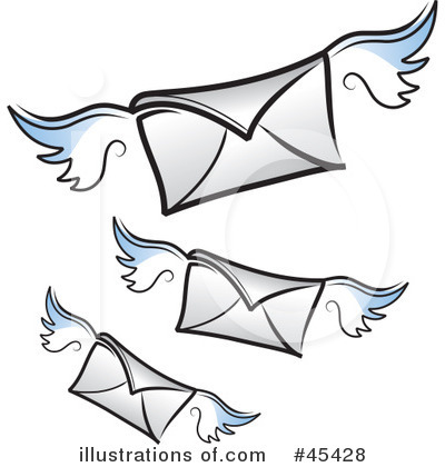 Letter Clipart #45428 - Illustration by TA Images