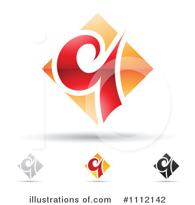 Letter Q Clipart #1112142 by cidepix