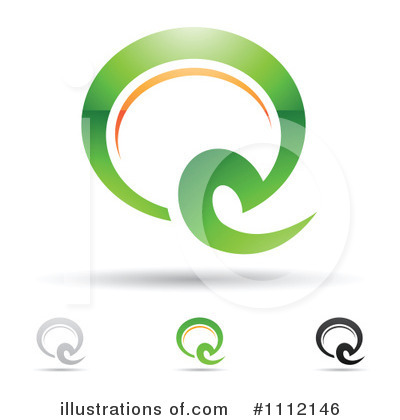 Letter Q Clipart #1112146 by cidepix