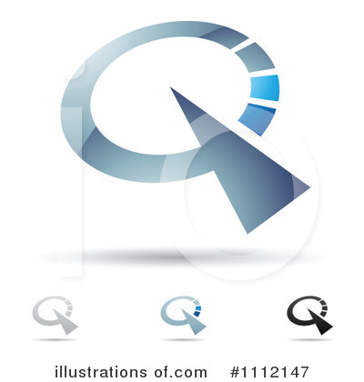 Letter Q Clipart #1112147 by cidepix