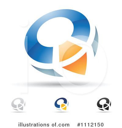 Letter Q Clipart #1112150 by cidepix