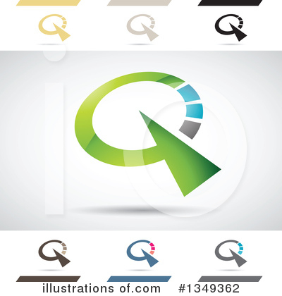 Letter Q Clipart #1349362 by cidepix