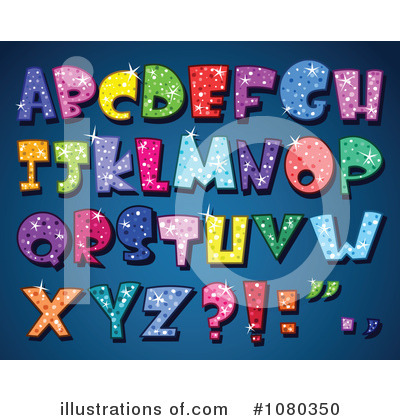 Letters Clipart #1080350 by yayayoyo