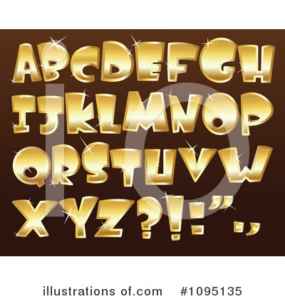 Letters Clipart #1095135 by yayayoyo