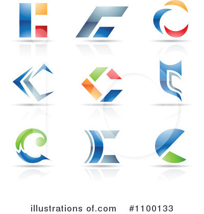 Letter C Clipart #1100133 by cidepix