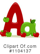 Letters Clipart #1104137